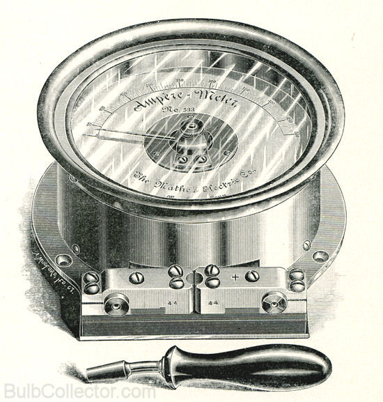 THE MATHER AMPERE-METER.