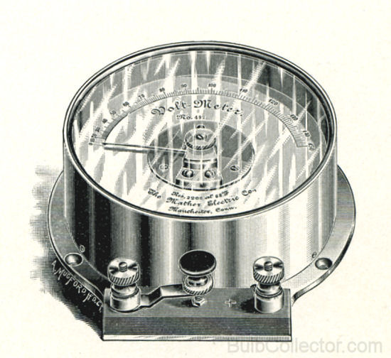 THE MATHER VOLT-METER.